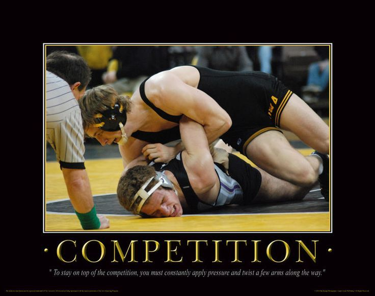 Iowa Hawkeyes Wrestling | Iowa Hawkeye Wrestling Motivational Poster Art Dan Gable Asics Shoes ...