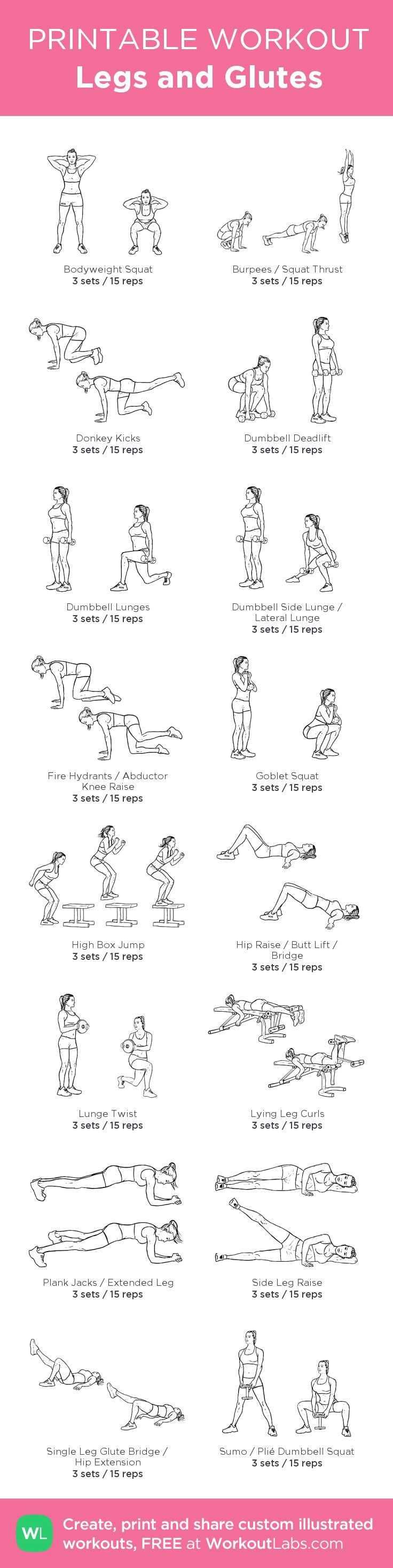 Exercícios - Gluteos - Casa
