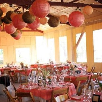 Coral Wedding Decorations | Coral. Wedding. Decorations. / House Decor    Juxtapost
