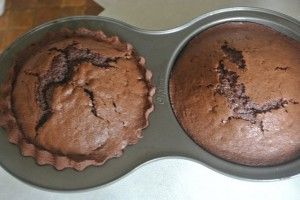 Chocolate Giant Cupcake Recipe