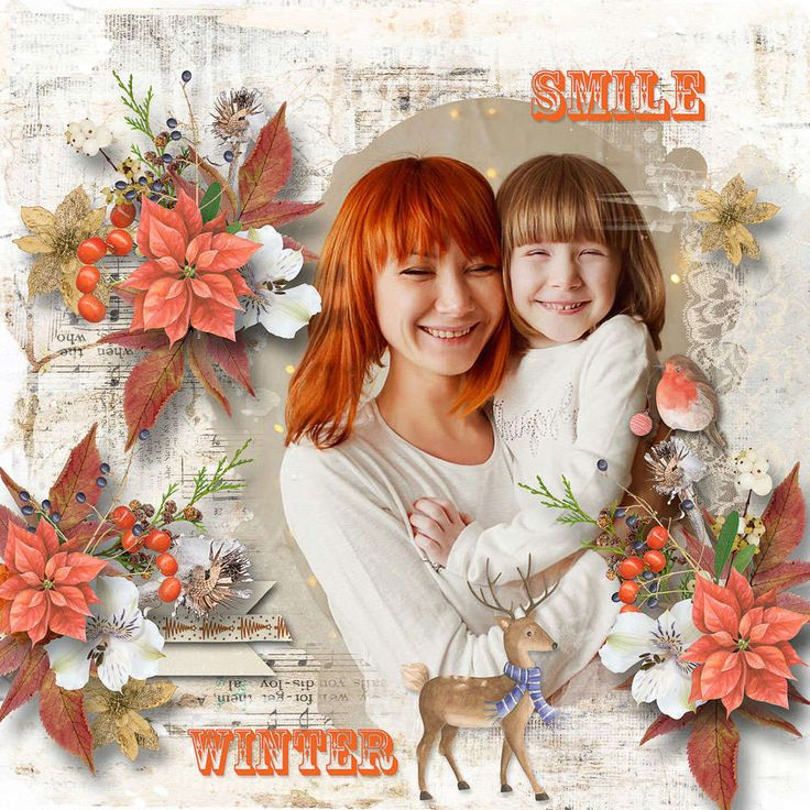 Winter Wonderland by Fancy Bird Design  https://www.digitalscrapbookingstudio.com/collections/coordinated-collections/winter-wonderland/?features_hash=13-13 Splendid Blended Vol.2 by Dagis TEMP-TATIONS http://store.gingerscraps.net/Splendid-Blended-Vol.2.html RAK for Anna Gis