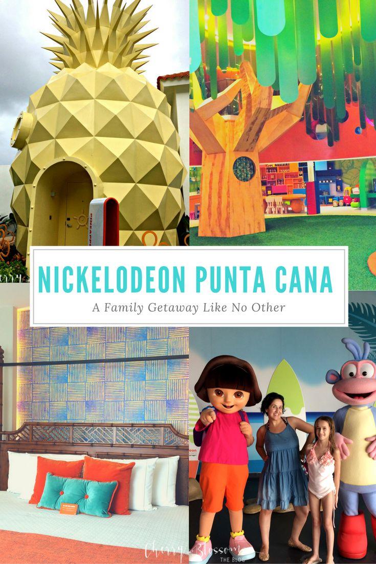 Nickelodeon Hotels & Resorts Punta Cana-Day 1 #nickelodeonresortpuntacana