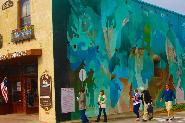Lompoc California: City of Murals in the Valley of Flowers: Slideshows Photo Gallery by 10Best.com