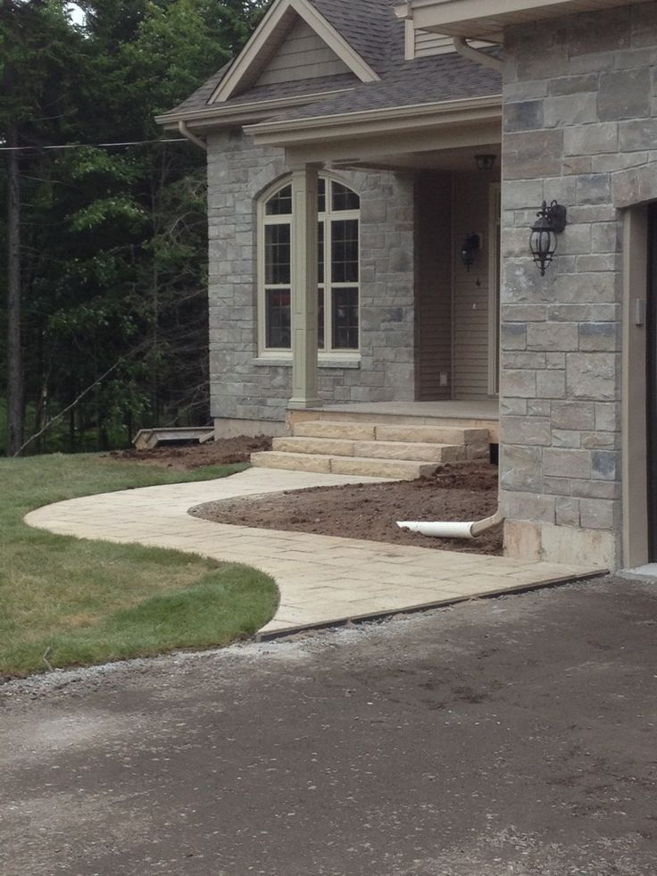 The Lafitt Collection from Permacon is one of our more popular line of products and is exclusive to Bergman in Nova Scotia and Eastern New Brunswick. Visit our website for details. http://www.bergmans.ca/