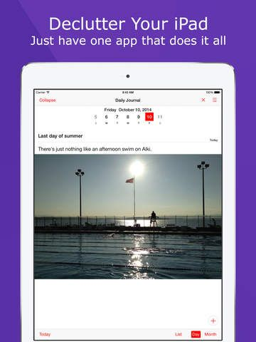 """iPad App Lumen Trails Workout Tracker - Routine Planner and Adherence Journal      *****   4    $21.99 NOW FREE   • Apple """"New Year, New You"""" Favorite • Apple App Store Staff FavoriteLumen Trails is an omni tracker. It lets you"""