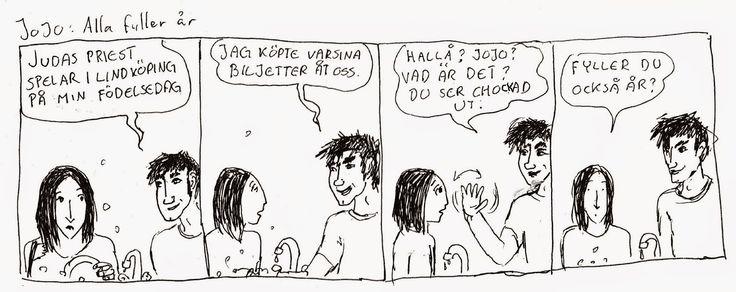Jojo: Extra Jojo: Födelsedags tribun