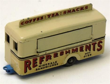 Lot 119 – Matchbox Moko Lesney 1:75 – Vintage and Collectible Toys 02 Apr 2014 http://www.candtauctions.co.uk/