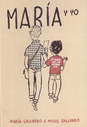 """Miguel Gallardo """"María y yo""""  #cómics"""