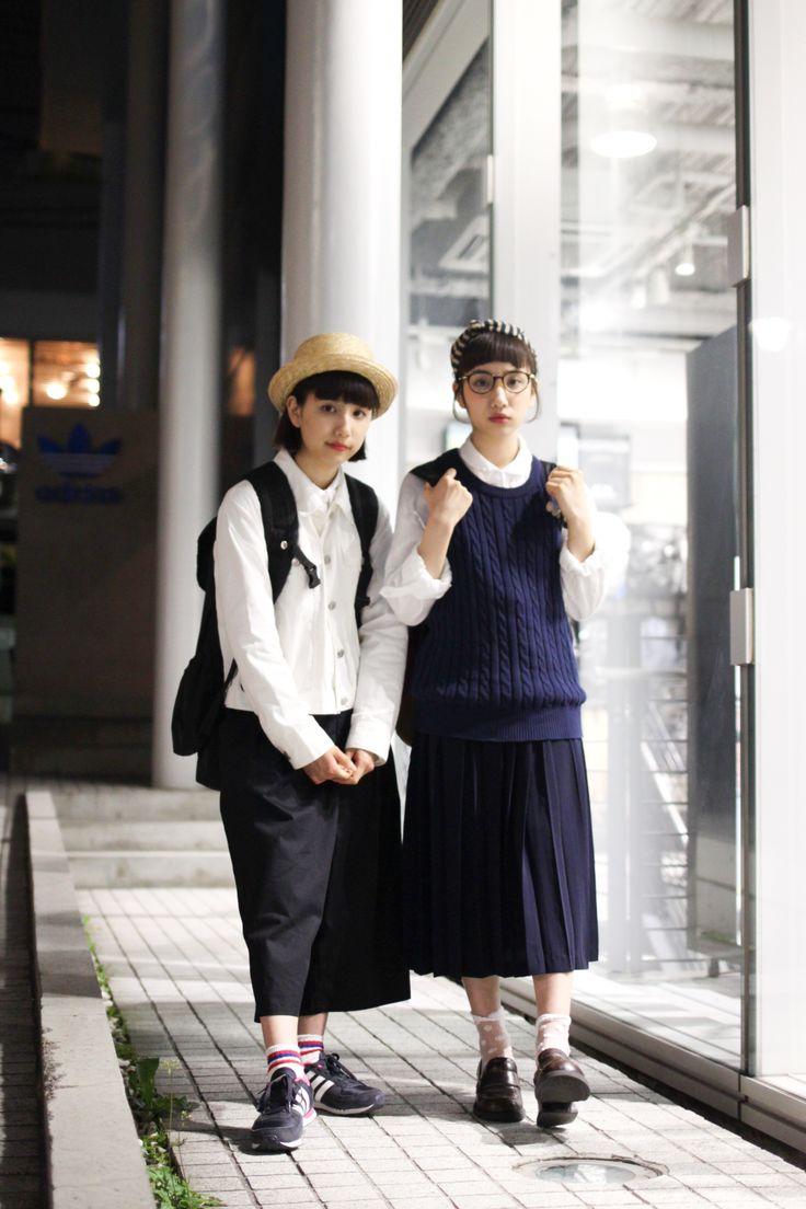 ストリートスナップ原宿 - 奥谷えり/奥谷えまさん | Fashionsnap.com