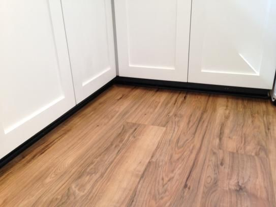 Lakeshore Pecan Laminate Floor Was A Great Asset To Renting The House