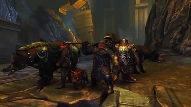 Neverwinter: Xbox One - Official Launch Trailer