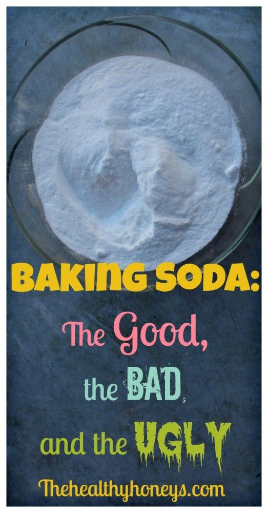 Baking soda p