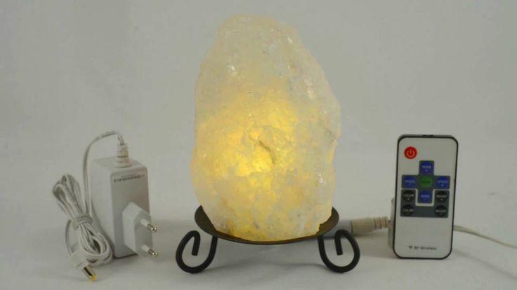 LAMPA Solna dekoracyjna  LED RGB sterowana PILOTEM