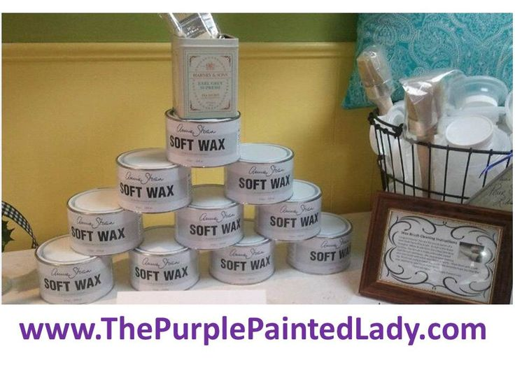 video on waxing...she rubs in after applying wax, this is not same as buffing