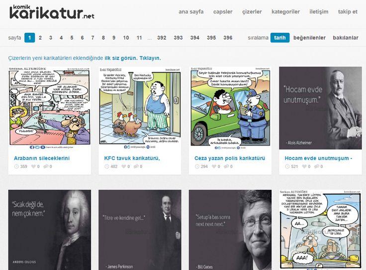 komikkarikatur.net karikatür, komik karikatürler, komik capsler
