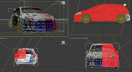 TOTAL WRC Facebook App