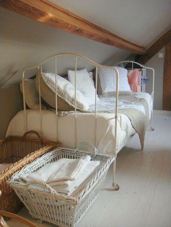 J'adore les lits en fer