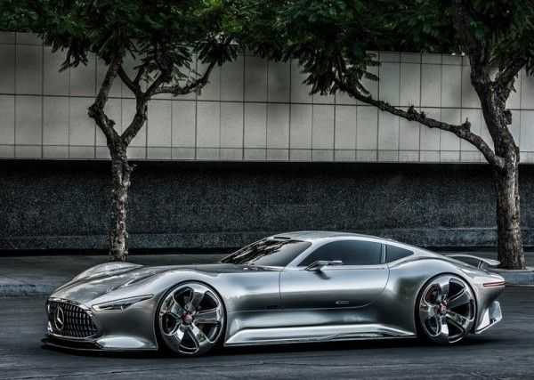 2013 Mercedes Benz Vision Gran Turismo Photos 600x427 2013 Mercedes Benz Vision Gran Turismo Full Reviews with Images
