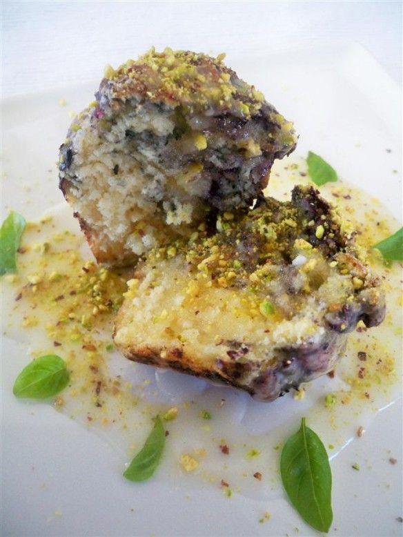 blueberry magic blueberry muffin glaze crushed talking muffin chef ...