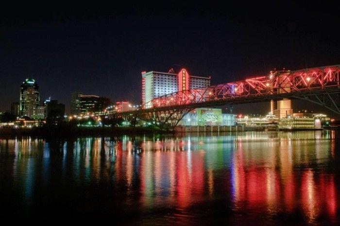 1. Eldorado Resort Casino Shreveport, LA