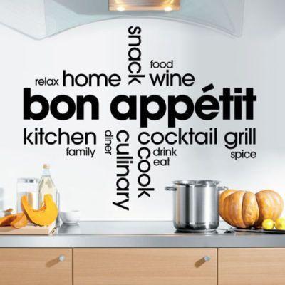 M s de 25 ideas incre bles sobre vinilos decorativos - Imagenes de cocinas para imprimir ...