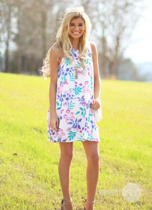 Dream Away Dress | Monday Dress Boutique