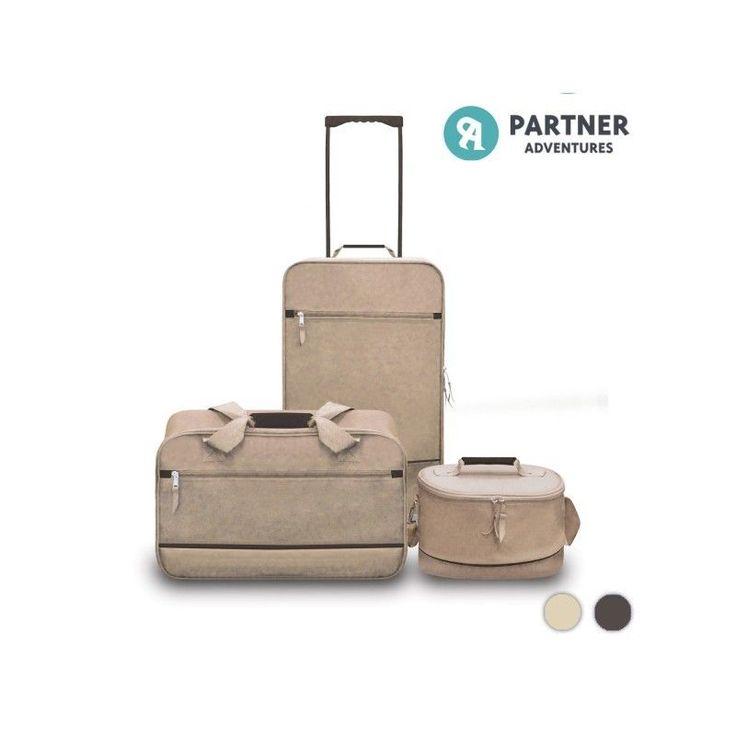 Partner Adventures Koffer Set (3-teilig)