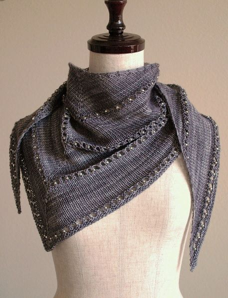 *NOTCROCHET* The Age of Brass and Steam Kerchief on Ravelry - free pattern