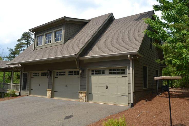 544 best garage plans images on pinterest garage for Garage apartment builders