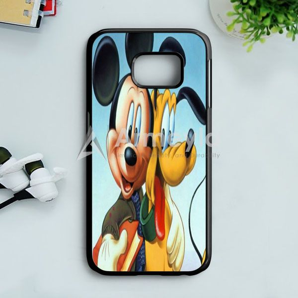Disney Marvel Logo Samsung Galaxy S7 Edge Case | armeyla.com