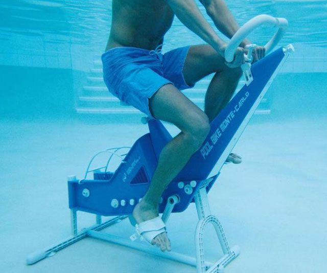 Underwater Pool Bike