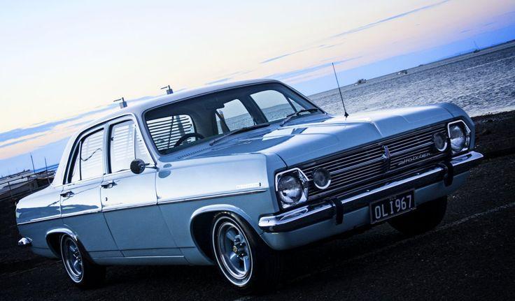1967 Holden HR Special. My favourite Holden