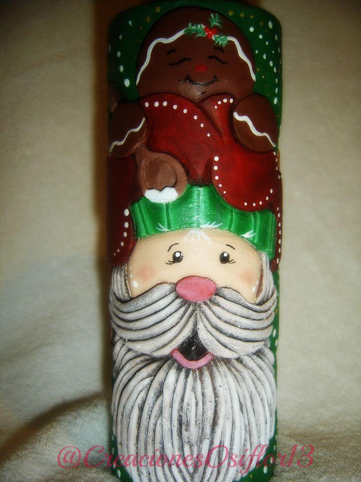 Bonito Santa....un presente para navidad.