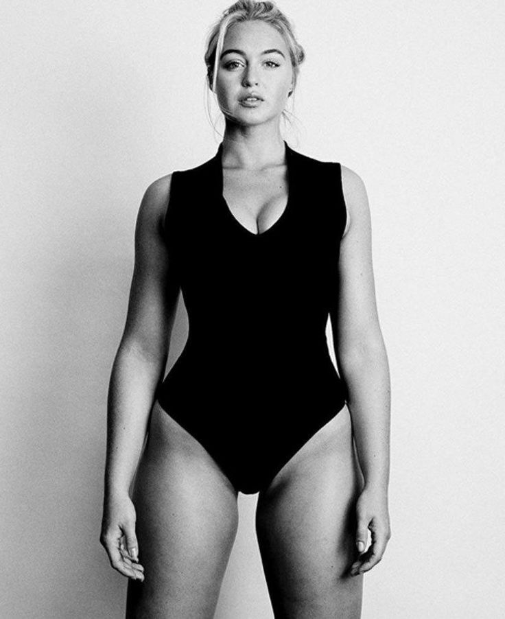 Kicking off National Eating Disorders Awareness Week, plus size model and body image activist, Iskra Lawrence shares with us her guide to a more body positive future