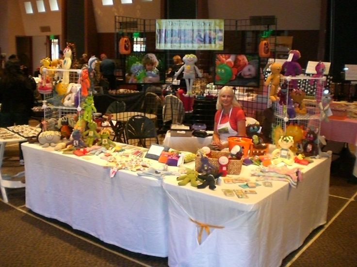 craft fairs and craft booth ideas