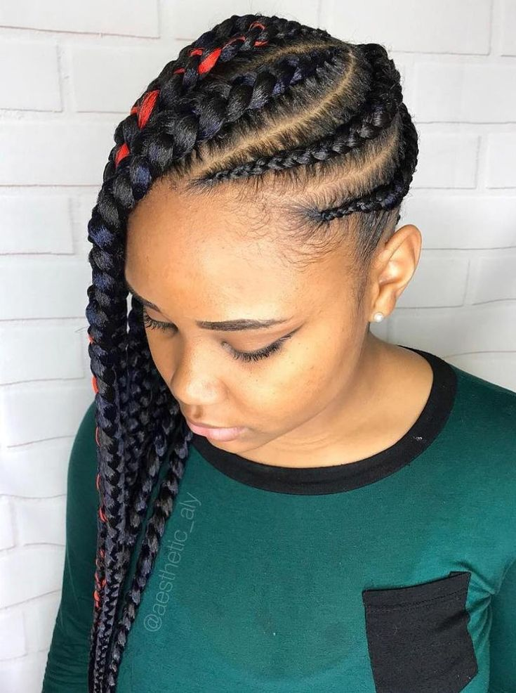 60 Inspiring Examples Of Goddess Braids In 2019 Top