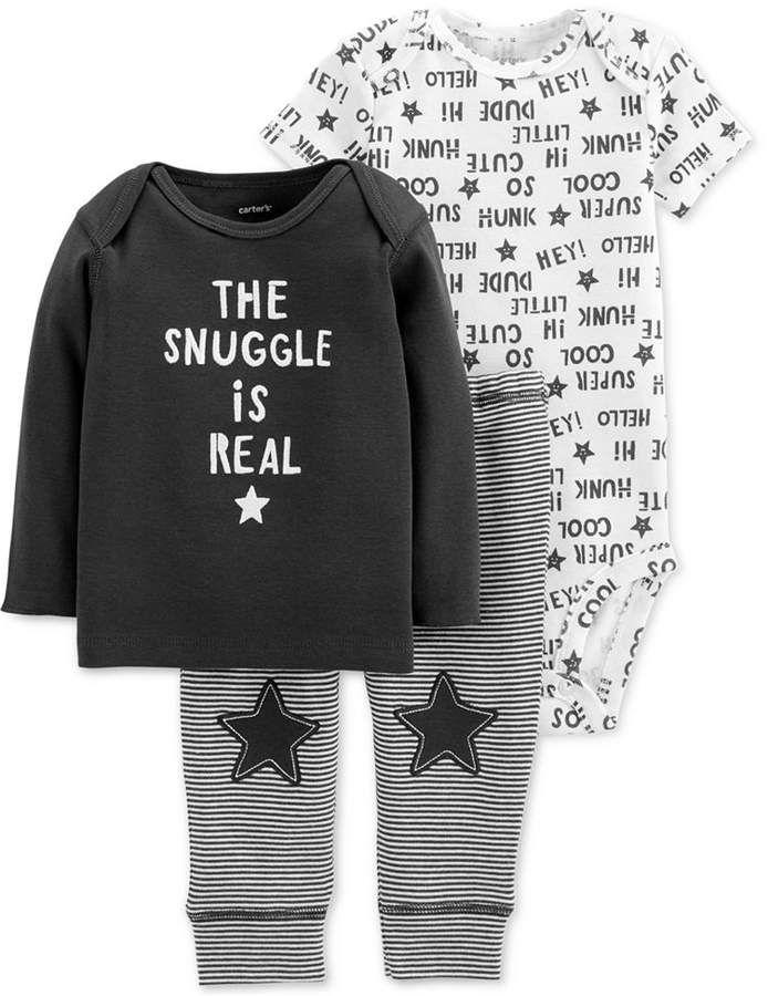 NEXT 3 Really Cute Little Boys Long Sleeve Tops NWT
