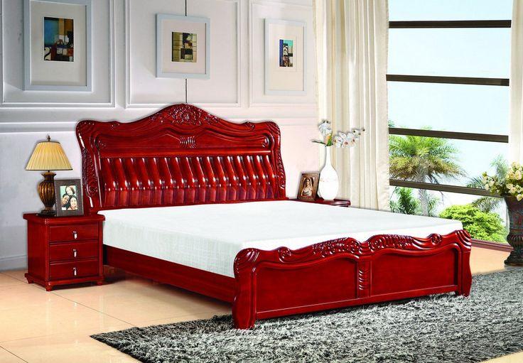 Modern Wooden Bed Design Photo Design Bed In 2019