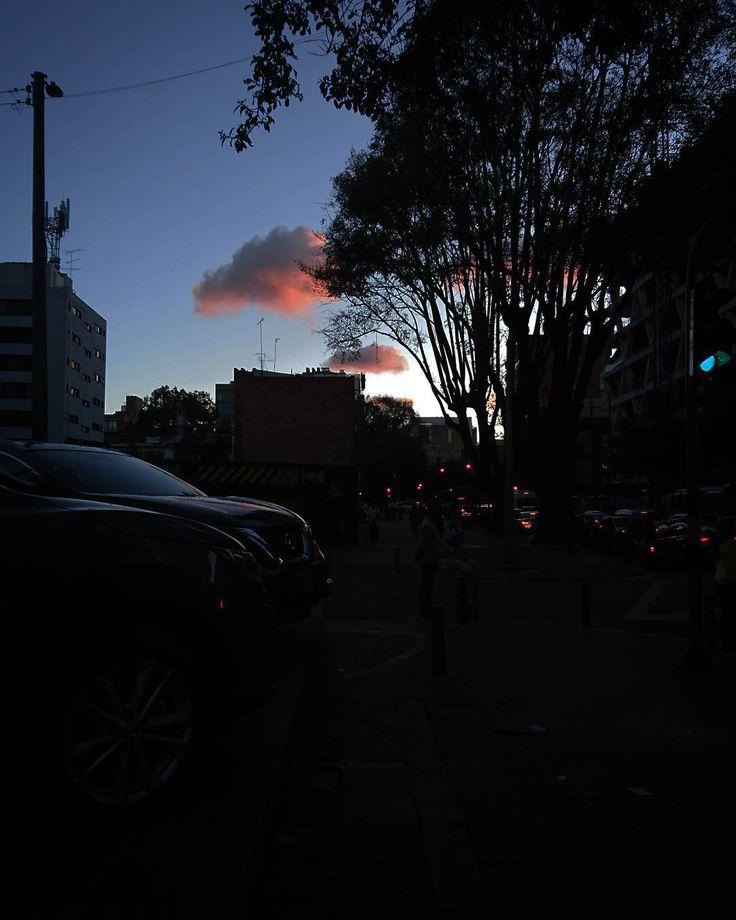 #Bogotá #latergram