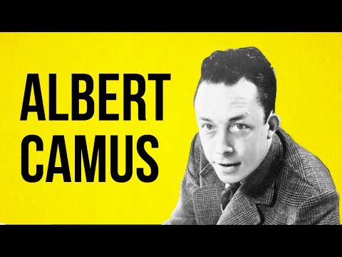 The Absurd Philosophy of Albert Camus Presented in a Short Animated Film by Alain De Botton | Open Culture