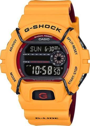 Casio Mens G-Shock GLS-6900 G-LIDE Series Watch (Model No. GLS-6900-9) #glide #gshock