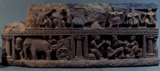 Interpretation of Queen Maya's Dream Gandhara Archives Kurita
