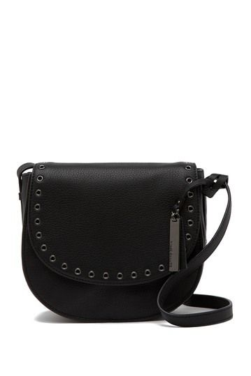 Amiah Leather Flap Crossbody Bag by Vince Camuto on  nordstrom rack fb0b47053569c