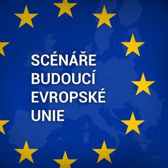 Evropská unie na rozcestí: Zredukuje sama sebe na trh, nebo se vydá cestou federace? Čtěte scénáře