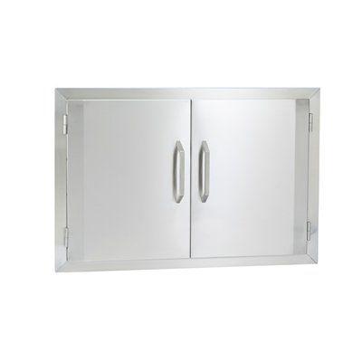 Double Door Cabinet Kitchen