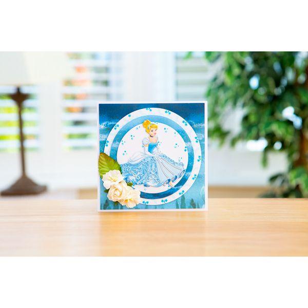 Disney Princess Cinderella Colourful Creations (384518) | Create and Craft