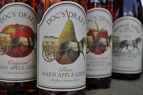 Is Traditional Cider Making a Comeback?
