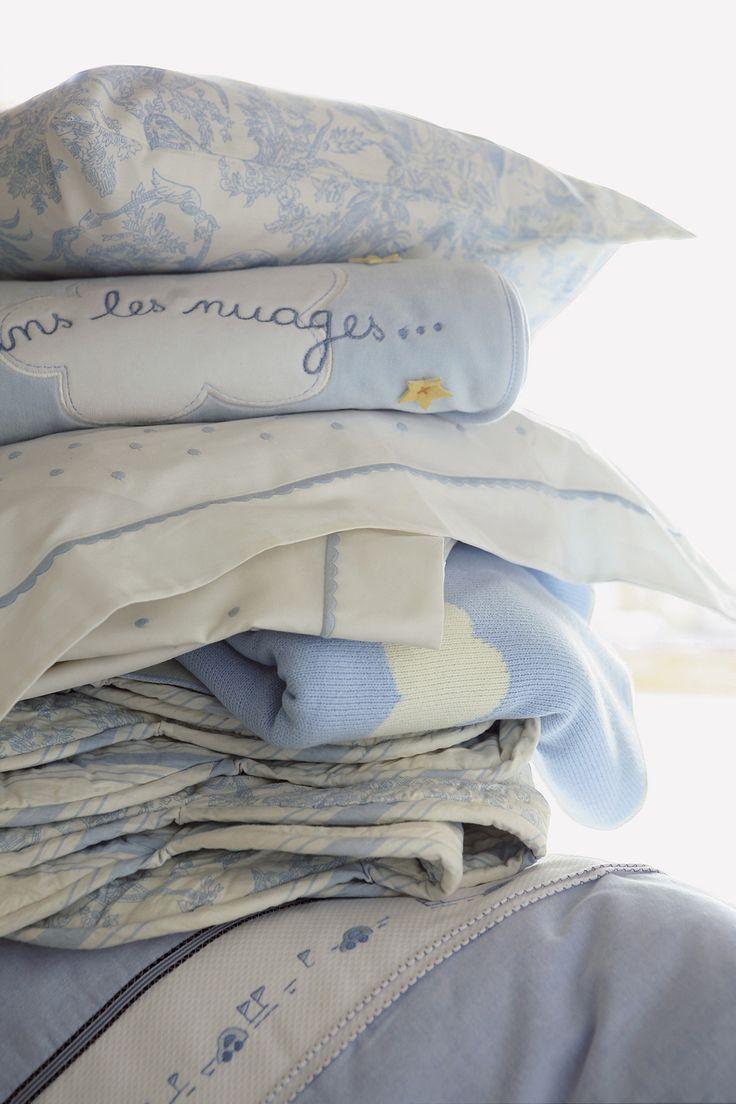 Tecidos de algodão estão entre as dicas para montar o enxoval do seu bebê
