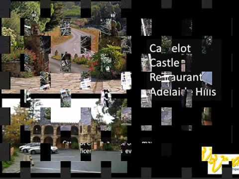 Viva Campers Welcome to Camelot The Hidden Castle and Gardens - YouTube