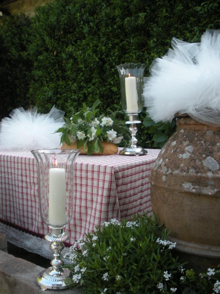Country wedding at Fattoria del Colle